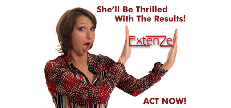 Official Extenze Website