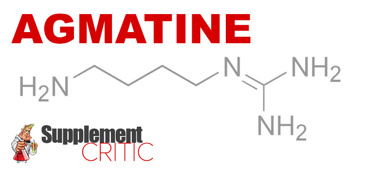 Agmatine - A Guide to Taking Agmatine - SupplementCritic com