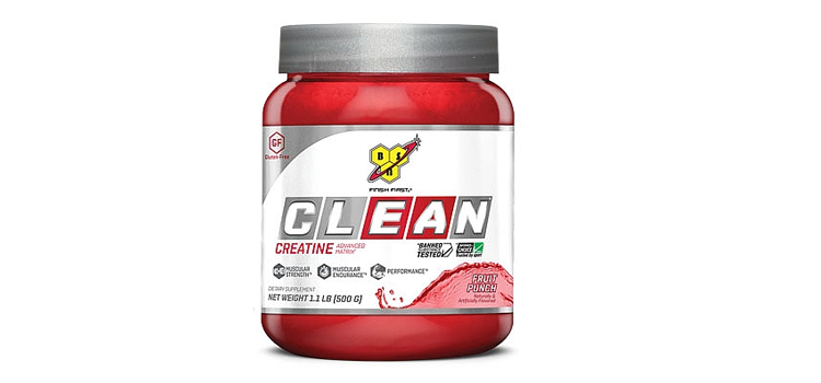 BSN Clean Creatine Review