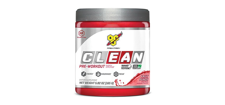 BSN Clean Pre-Workout Reviews