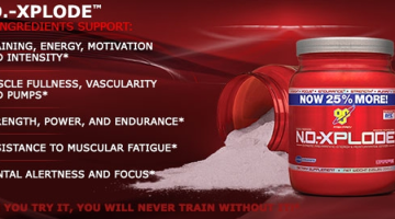 BSN No-Xplode Reviews