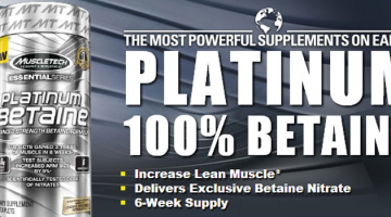 Platinum 100 Betaine