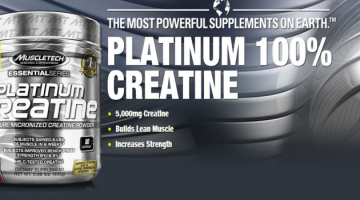 Platinum 100 Creatine