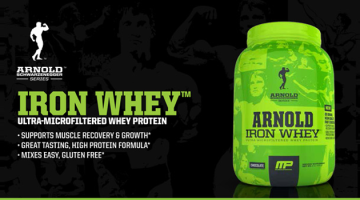 Arnold Iron Whey Reviews