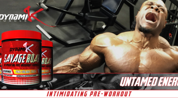 Dynamik Muscle Savage Roar Reviews