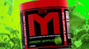 MTS Nutrition Ruckus Reviews