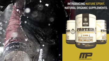 MusclePharm Nature Sport Thrive Reviews